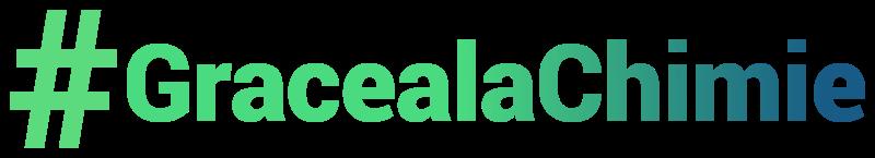 Logo Grâce à la Chimie